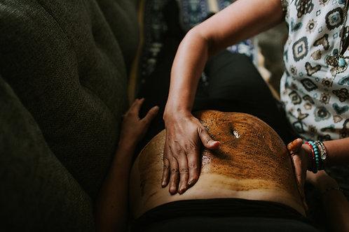 Traditional BellyBinding