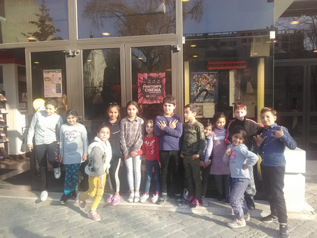 Cinéma à Bondy pour les grands et les petits