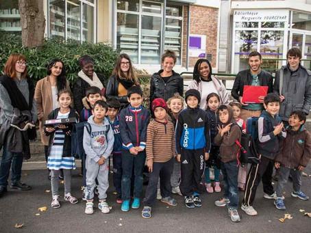 Soutien scolaire à Montreuil