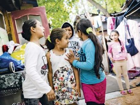 L'absence d'accueil durable met les enfants roms à rude école
