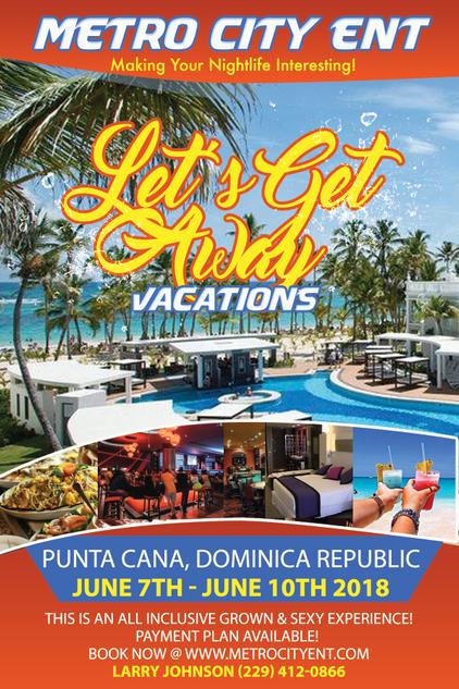 Punta Cana All Inclusive Getaway 2017