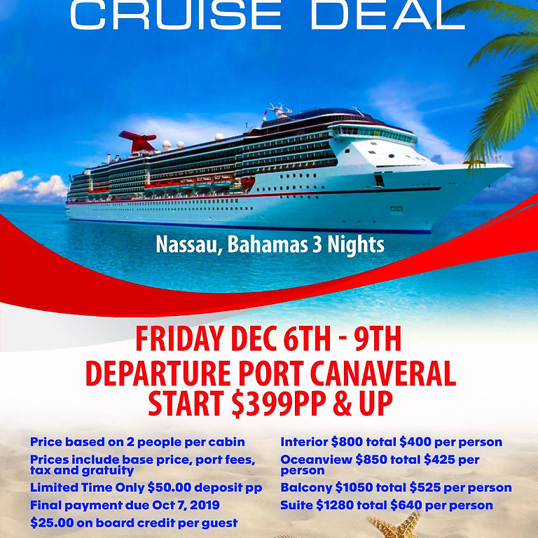 Carnival Cruise Deal