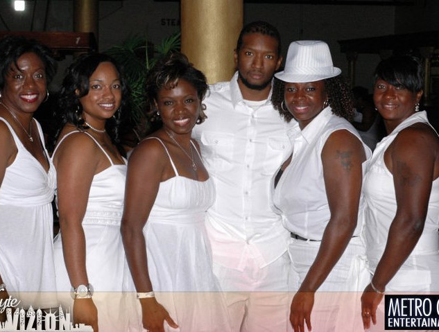 Labor Day All White Everything