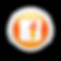 106343-3d-glossy-orange-orb-icon-social-