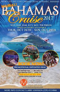 Crusing to Bahama 3Day 2017