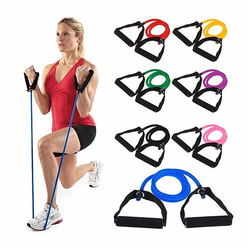 Classic Resistance Bands with Handles