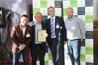 FACE supporter Harris-Global wins award for promoting social responsibility