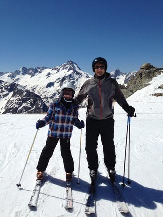 Mark Warner Ski Holiday Winners...
