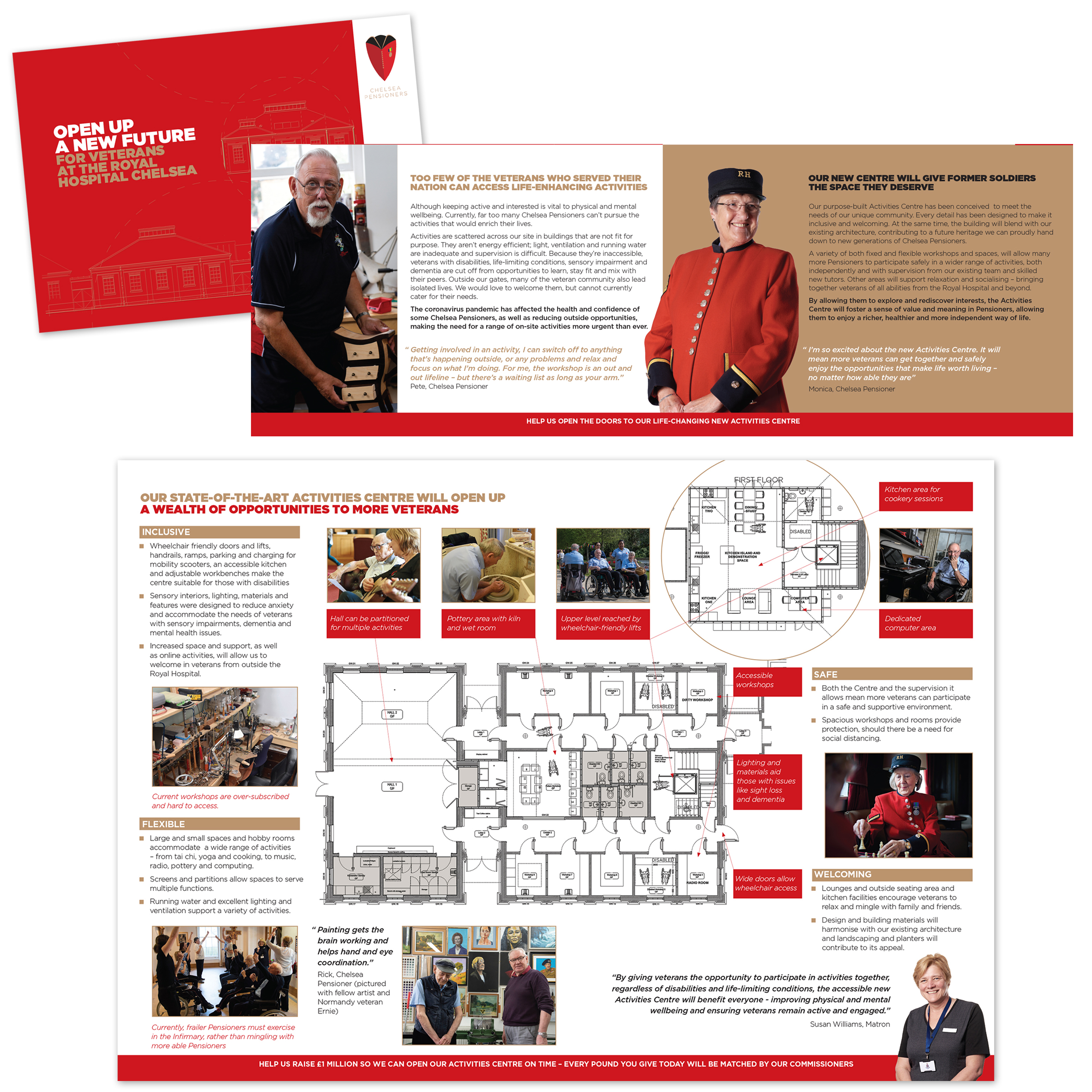 Appeal for Royal Hospital Chelsea