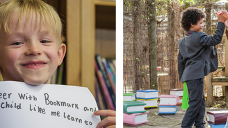 Help kids to read - volunteers needed for Bookmark