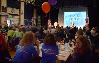 FACE Quiz Night 2014 raises over £4,500!