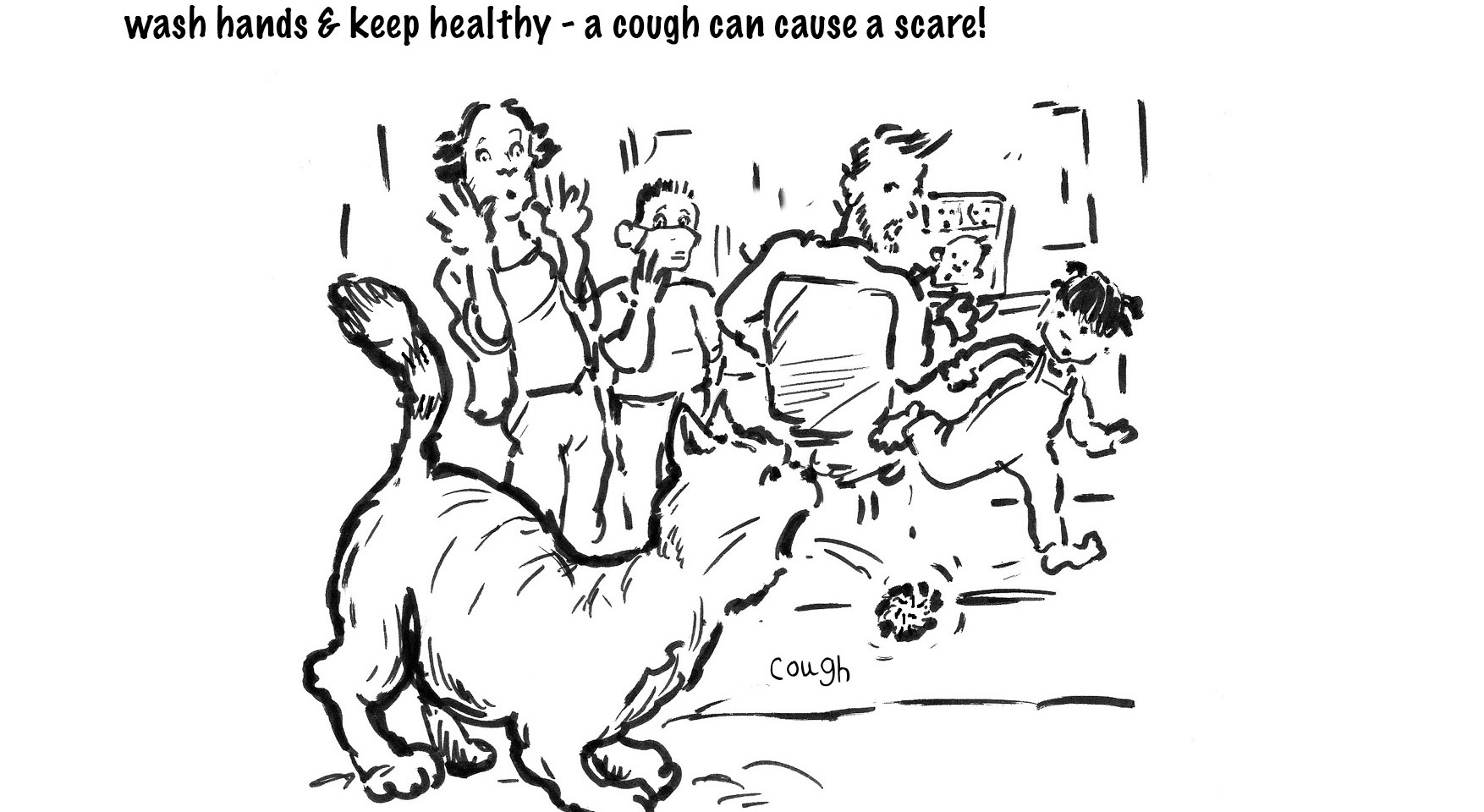 Toots and the New Normal cough