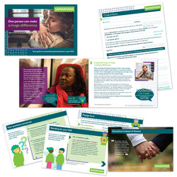 Samaritans Legacy pack