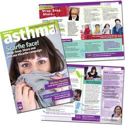 Asthma UK Magazine