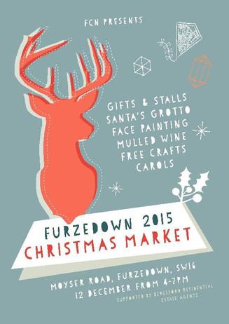 Furzedown Christmas Fair: 12 Dec