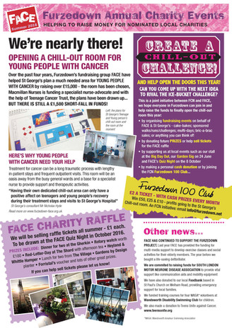 FACE summer newsletter