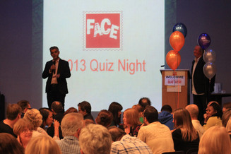 Amazing 2013 FACE Quiz Night!