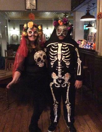 Spook-tacular fundraising fun
