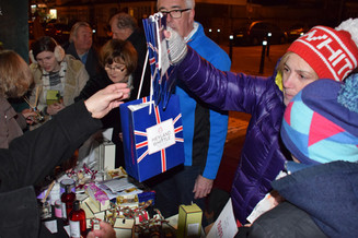 FACE enjoys a bumper Christmas Market