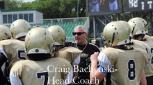 Welcome back coach Craig Bachynski