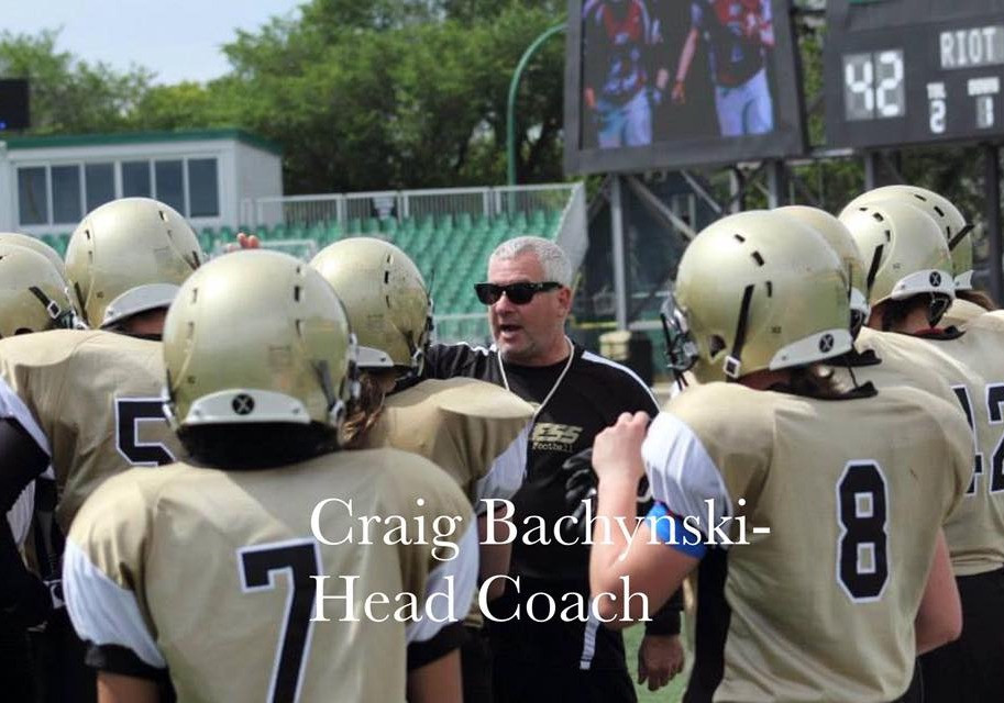Welcome back head coach Craig Bachynski