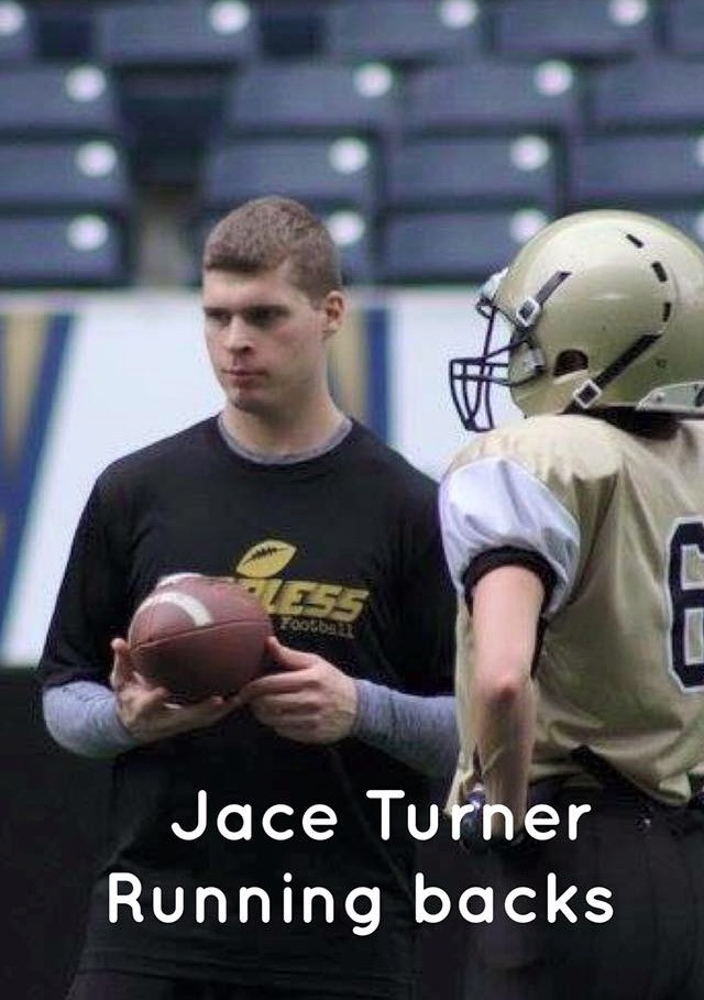 Welcome back coach Jace Turner