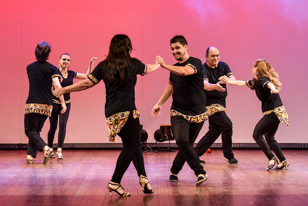 TURMA MIX   Salsa, Samba, Zouk