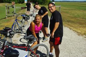 Bike Ride - Hermann to Jeff City 2013 04