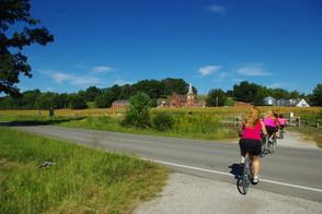 Bike Ride - Hermann to Jeff City 2013 00
