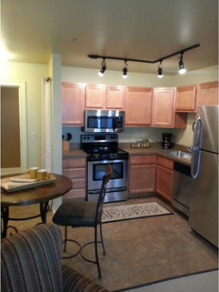 Residences at Mallard Cove Kitchen