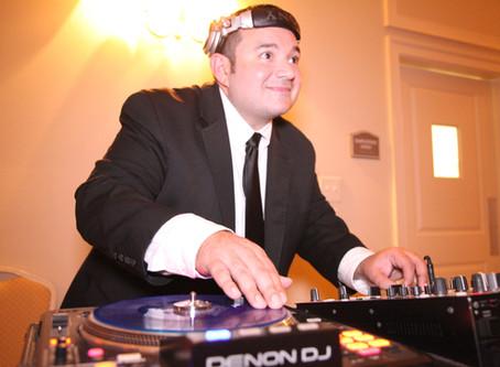 NC Wedding DJ Nogi Aramburo