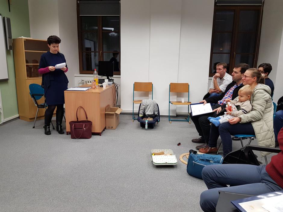 V Kroměříži proběhl kurz pro rodiče dospívajících