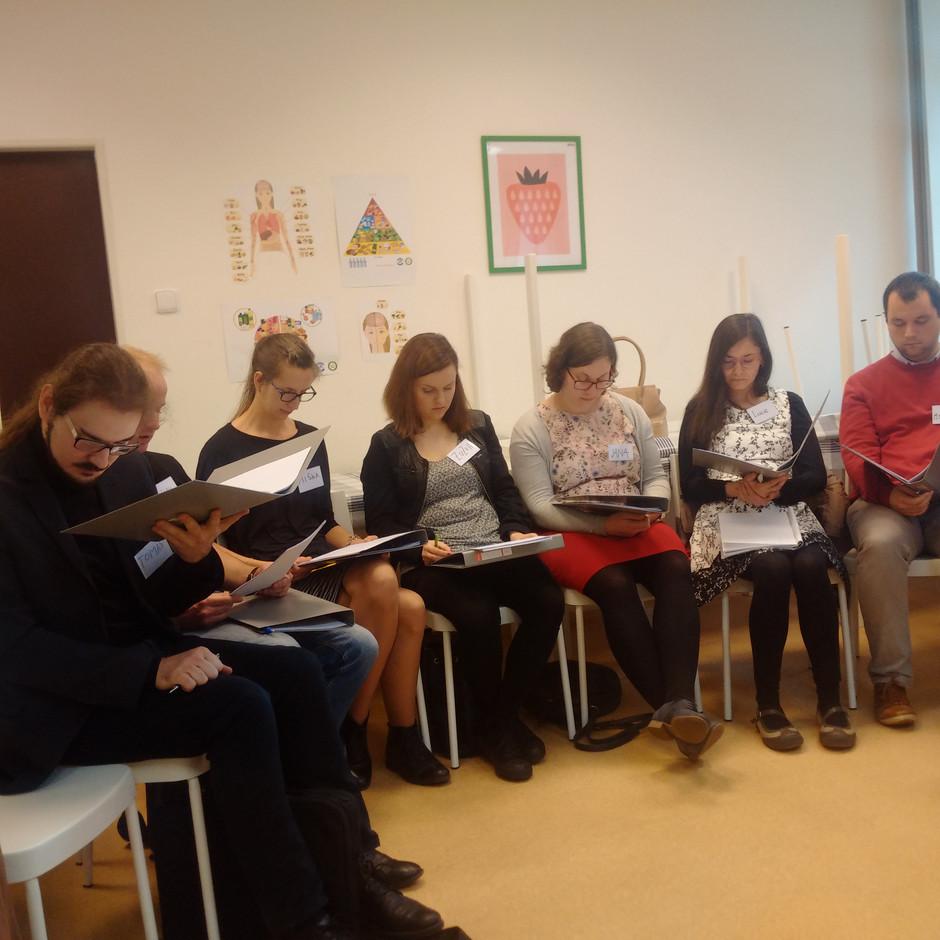 V Praze zahájen první kurz pro mladé!