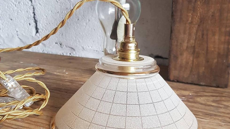 Baladeuse globe vintage