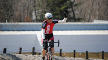 Aetna-Expo Rider Stan Lezon Takes Cat 3/4 Leaders Jersey
