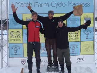 March Farms, Elm City, CT CX Series Wrap