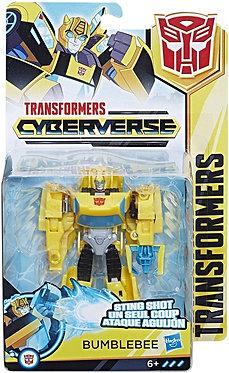 Transformers Cyberverse: Bumblebee (Warrior Class)