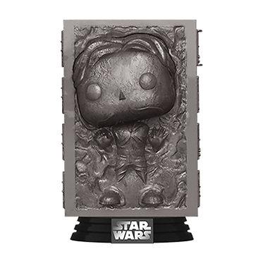 Star Wars: Han Solo in Carbonite Pop! Figure