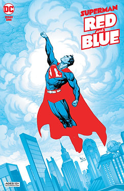 Superman: Red and Blue #1