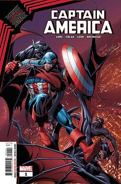 King in Black: Captain America One-Shot