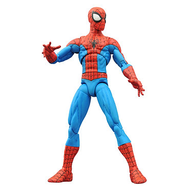 """Spectacular Spider-Man Marvel Select 7"""" Action Figure"""