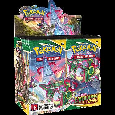 Pokémon Sword & Shield: Evolving Skies Booster Box