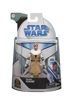 "Star Wars The Black Series: Obi-Wan Kenobi (Lucasfilm 50th) 6"" Figure"