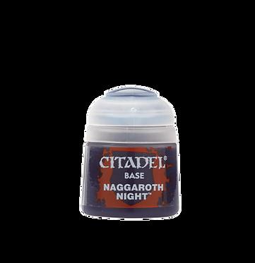 Citadel Base: Naggaroth Night (21-05)