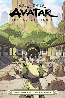 Avatar: Toph Beifong's Metalbending Academy