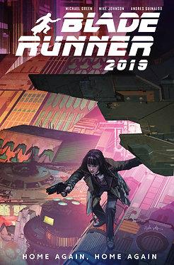 Blade Runner 2019 Vol. 3: Home Again, Home Again