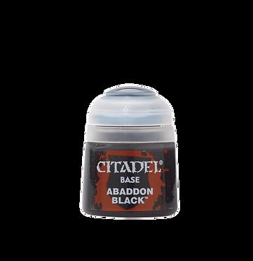 Citadel Base: Abaddon Black (21-25)