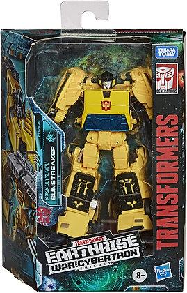 Transformers WFC Earthrise: Sunstreaker (Deluxe Class)
