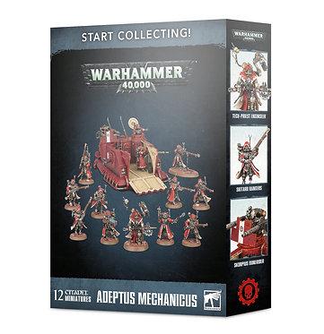 Warhammer 40K: Start Collecting! Adeptus Mechanicus (70-59)