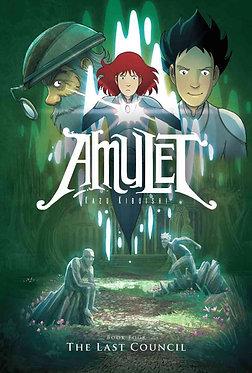 Amulet Vol. 4: The Last Council